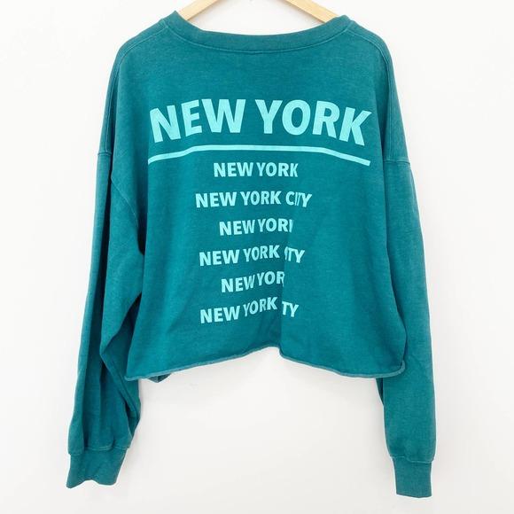 Wild Fable NYC Oversized Sweatshirt Size 2X